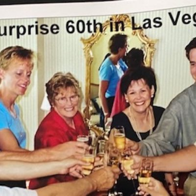 Dads 60th in Las Vegas