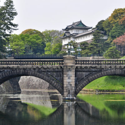 Imperial Palace Tokyo Credit HAL