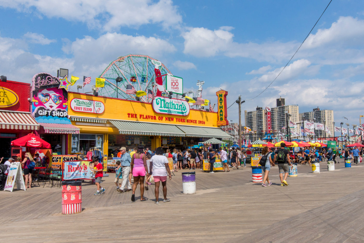 Coney Island Carnival Games