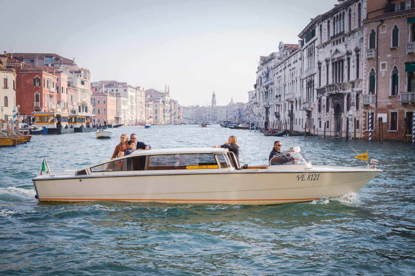 Italy Venice Sightseeing Boat Tour Credit Family Twist