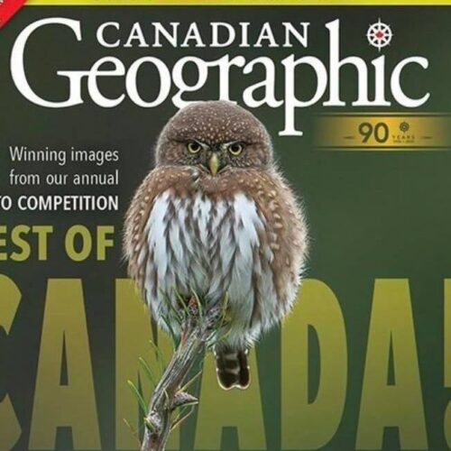 Anthony - On Canadian Geographic