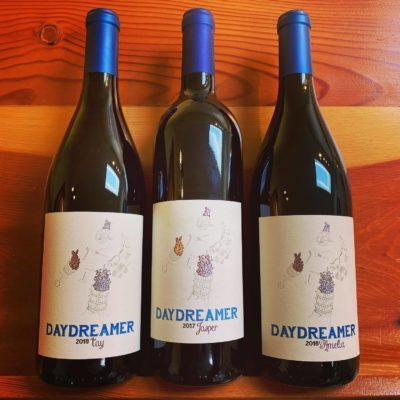 Daydreamer Winery The reds