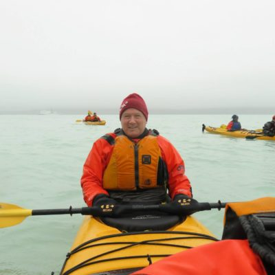 Philip Beck Kayaking