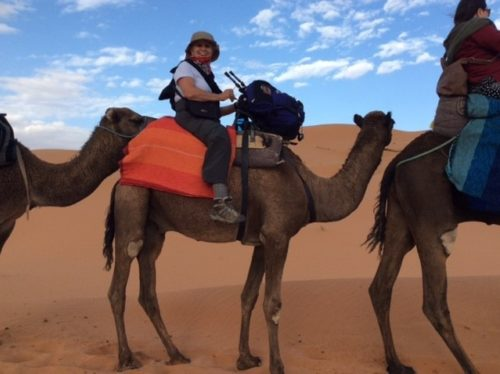 Robyn-Bentley-Blog-Diane-Smith-on-camel-back-2019